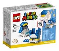 LEGO Super Mario 71384 Power-uppakket: Pinguïn-Mario-Linkerzijde