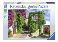 Ravensburger puzzel Franse Idylle-Vooraanzicht