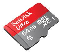 SanDisk SDXC-geheugenkaart Ultra Class 10 64 GB