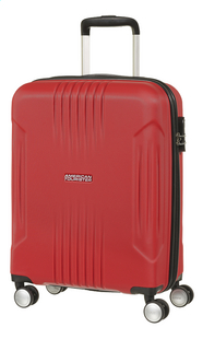 American Tourister Harde reistrolley Tracklite Spinner flame red 55 cm-commercieel beeld