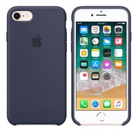 Apple cover silicone voor iPhone 7/8 Midnight Blue-Artikeldetail
