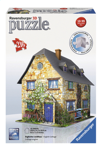 Ravensburger 3D-puzzel English cottage