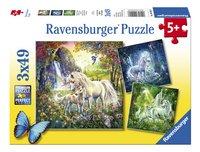 Ravensburger Puzzel 3-in-1 Mooie eenhoorns