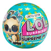 Minipopje L.O.L. Surprise! Supreme Pet-Vooraanzicht