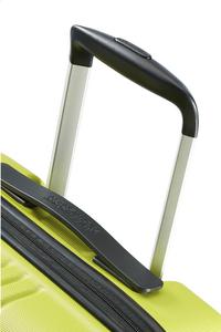 American Tourister Harde reistrolley Tracklite Spinner sunny lime 55 cm-Bovenaanzicht