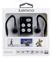 Lenco lecteur MP3 Xemio 154 4 Go gris-Avant