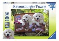 Ravensburger puzzle XXL Prêts pour le voyage