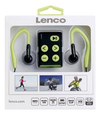 Lenco lecteur MP3 Xemio 154 4 Go Lime-Avant