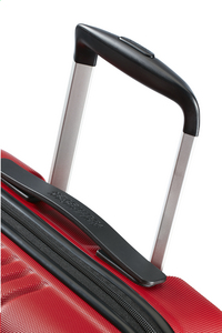 American Tourister Harde reistrolley Tracklite Spinner flame red 55 cm-Bovenaanzicht