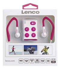 Lenco mp3-speler Xemio 154 4GB roze-Vooraanzicht