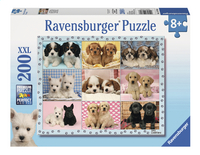 Ravensburger puzzle XXL Adorables chiots-Avant