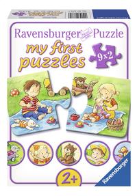 Ravensburger 9 puzzels My First Kleine avonturiers