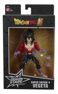 Figurine articulée Dragon Ball Super Saiyan 4 Vegeta-Avant