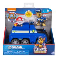 PAW Patrol Ultimate Rescue Chase Police Cruiser-Vooraanzicht