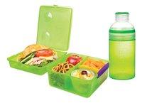 Sistema boîte à tartines et gourde Lunch Pack 480 ml vert-Détail de l'article