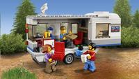 LEGO City 60182 Pick-uptruck en caravan-Afbeelding 2