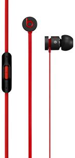 Beats by Dr. Dre oortelefoon urBeats zwart/rood