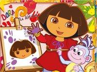 Ravensburger puzzle évolutif 4 en 1 Dora l'exploratrice-Détail de l'article