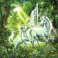 Ravensburger puzzle 3 en 1 Belles licornes-Détail de l'article