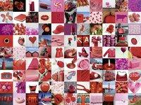 Ravensburger puzzle 99 belles choses rouges-Avant
