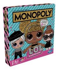 Monopoly L.O.L. Surprise!-Côté gauche
