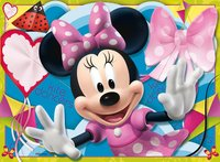 Ravensburger 4-in-1 meegroeipuzzel Minnie Mouse-Artikeldetail