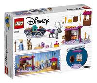 LEGO Disney Frozen 41166 L'aventure en calèche d'Elsa-Arrière