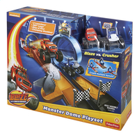 Fisher-Price set de jeu Blaze et les Monster Machines Monster Dome