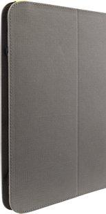 Beschermhoes foliocover voor tablet-pc 10/ grijs-Achteraanzicht