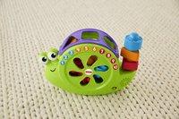 Fisher-Price jouet d'activité 3 en 1 Mon Ami l'Escargot-Image 4