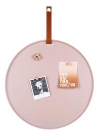 Memobord Perky Iron Light Pink-Artikeldetail