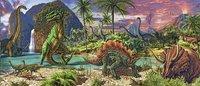 Ravensburger XXL puzzel In het land van de dinosaurussen-Vooraanzicht