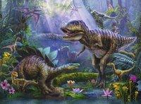 Ravensburger puzzle XXL Le monde des T-Rex-Avant