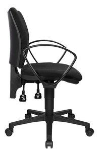 Topstar bureaustoel met armleuningen U50 zwart-Artikeldetail