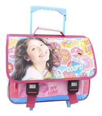 Trolley-boekentas Disney Soy Luna 41 cm