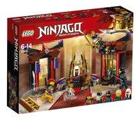 LEGO Ninjago 70651 Troonzaalduel-Linkerzijde
