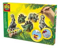 SES Moulage et peinture Dino