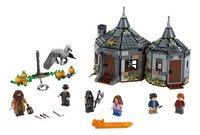 LEGO Harry Potter 75947 Hagrids huisje: Scheurbeks ontsnapping-Vooraanzicht