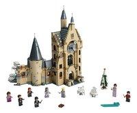 LEGO Harry Potter 75948 Zweinstein Klokkentoren-Vooraanzicht