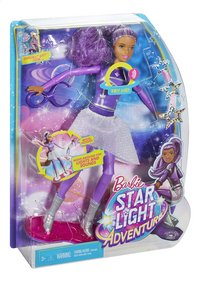 Barbie mannequinpop Star Light Avontuur Sally-Linkerzijde