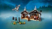 LEGO Harry Potter 75947 Hagrids huisje: Scheurbeks ontsnapping-Afbeelding 1