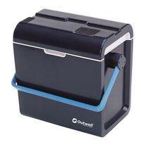 Outwell thermo-elektrische koelbox ECOcool Dark Blue 24 l-Rechterzijde
