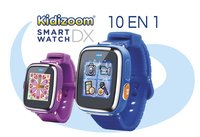 VTech Kidizoom Smartwatch Connect DX bleu FR-Artikeldetail