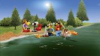 LEGO City 60182 Pick-uptruck en caravan-Afbeelding 1