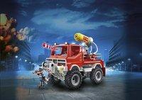 PLAYMOBIL City Action 9466 Terreinwagen met waterkanon-Afbeelding 1