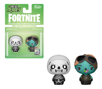 Funko Pint Size Heroes - Fortnite Skull Trooper & Ghoul Trooper-Artikeldetail