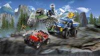 LEGO City 60172 Modderwegachtervolging-Afbeelding 2