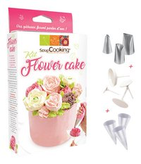 ScrapCooking kit Flower Cake-Artikeldetail