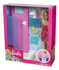 Barbie Douche-Côté droit