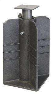 Platinum pied de parasol enterré Anthracite-Avant